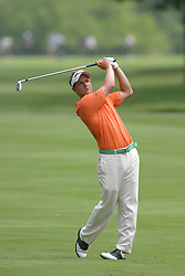 28 June 2005<br /> <br /> Luke Donald<br /> <br /> Tuesday practice session at the 2005 Cialis Western Open. Dubsdread, Cog Hill Golf Course, Lemont, IL