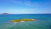 Popoia Island, Flat Island, Kailua,Beach,  Oahu, Hawaii