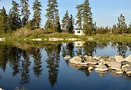 Cabin on Granite Lake