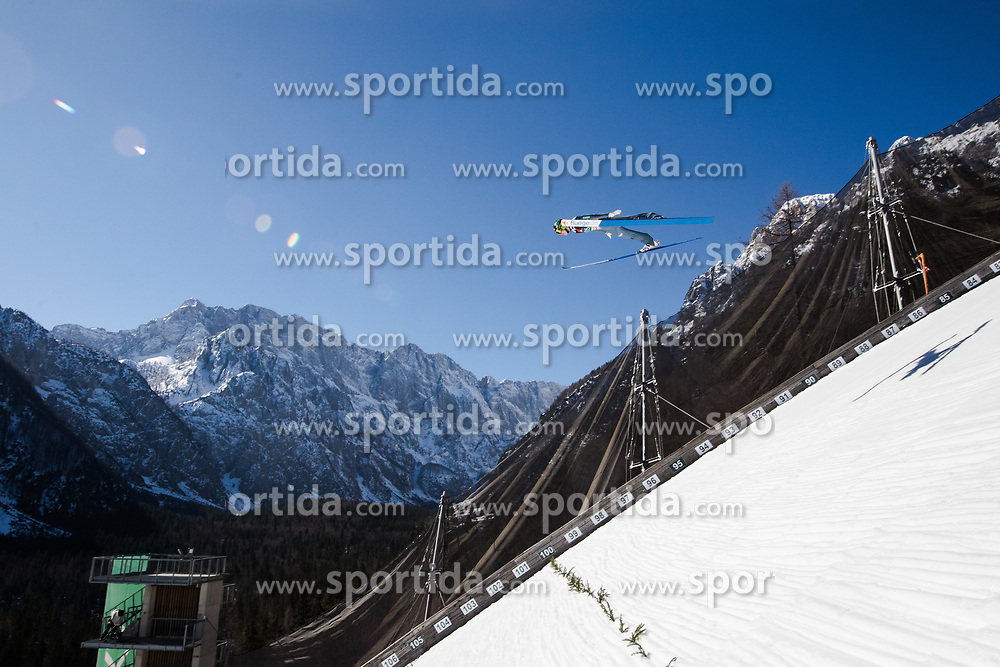 Timi Zajc (SLO) during the Ski Flying Hill Team Competition at Day 3 of FIS Ski Jumping World Cup Final 2019, on March 23, 2019 in Planica, Slovenia. Photo by Peter Podobnik / Sportida