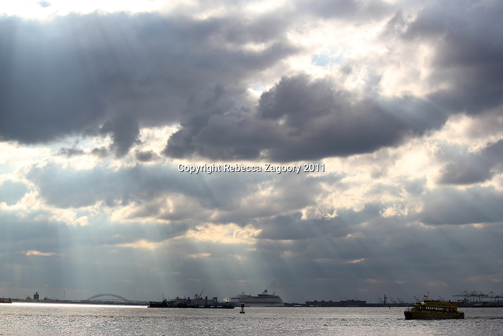 A blessing over Brooklyn