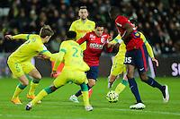 Marcos LOPES - 31.01.2015 - Nantes / Lille - 23eme journee de Ligue 1 -<br />Photo : Vincent Michel / Icon Sport