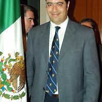TOLUCA, México.- Pedro Antonio Mena Alarcón, director general de administración. Agencia MVT / José Hernández. (DIGITAL)