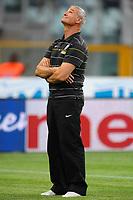 Claudio Ranieri Juventus coach<br /> L'allenatore della Juventus Claudio Ranieri<br /> Torino 29/7/2008 Calcio Trofeo Tim Juventus Inter Milan<br /> Foto Andrea Staccioli Insidefoto