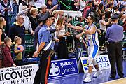 Rok Stipcevic<br /> Banco di Sardegna Dinamo Sassari - Grissin Bon Reggio Emilia<br /> LegaBasket LBA Poste Mobile 2017/2018<br /> Sassari, 15/10/2017<br /> Foto L.Canu / Ciamillo-Castoria