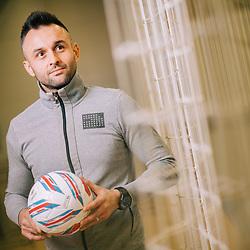 20200228: SLO, Futsal - Portrait of Damir Puskar