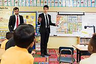 Speak at local elementary school