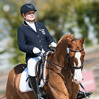 Grade III - Individual Competition - FEI European Para Dressage Championships 2015 - Deauville