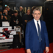 Rowan Atkinson attend Johnny English Strikes Again at CURZON MAYFAIR, London, Uk. 3 October 2018.