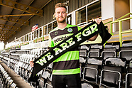 Forest Green Rovers 30-05-2019. Transfer News 300519
