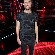 NLD/Hilversum/20141121- 2de Live The Voice of Holland, Duncan de Moor