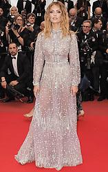 """La Plus Belles Annees d'une Vie"" - The 72nd International Cannes Film Festival. 18 May 2019 Pictured: Caroline Receveur. Photo credit: MEGA TheMegaAgency.com +1 888 505 6342"