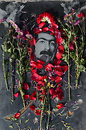 tehran Behesht Zahra Cemetery