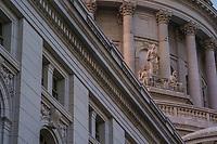 """Prosperity & Abundance"" Statue @ Wisconsin State Capitol"