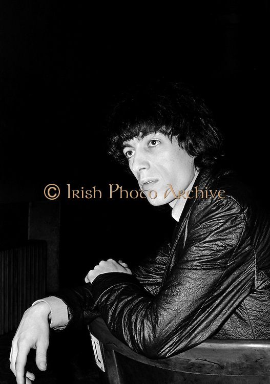 The Rolling Stones Charlie is my Darling - Ireland 1965 - Bill Wyman in a contemplative mood at The Rolling Stones press conference at the Adelphi Theatre, Middle Abbey Street, Dublin. This was the band's first Irish tour of 1965....07/01/1965. 01/07/1965.07 January 1965.Birthday gift ideas of a Limited Edition Prints of Bill Wyman, The Rolling Stones, Charlie is my Darling, Ireland 1965. <br /> Fine art Limited Edition Prints of Bill Wyman, The Rolling Stones, Charlie is my Darling, Ireland 1965. <br /> Unique birthday gifts for him  a Limited Edition Prints of Bill Wyman, The Rolling Stones, Charlie is my Darling, Ireland 1965.  <br /> Gifts for men of  Limited Edition Prints of Bill Wyman, The Rolling Stones, Charlie is my Darling, Ireland 1965.  <br /> Groomsmen gifts  of Limited Edition Prints of Bill Wyman, The Rolling Stones, Charlie is my Darling, Ireland 1965.  <br /> Gift ideas of Limited Edition Prints of Bill Wyman, The Rolling Stones, Charlie is my Darling, Ireland 1965.  <br /> Thank you gifts of Limited Edition Prints of Bill Wyman, The Rolling Stones, Charlie is my Darling, Ireland 1965.  <br /> Cool gifts of Limited Edition Prints of Bill Wyman, The Rolling Stones, Charlie is my Darling, Ireland 1965.  <br /> Wedding gifts  of Limited Edition Prints of Bill Wyman, The Rolling Stones, Charlie is my Darling, Ireland 1965.