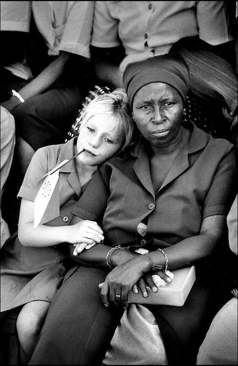 White Child with Black Nanny