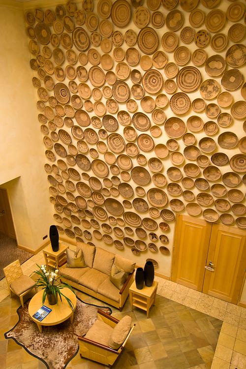 The Basket Room, Saxon Hotel, Johannesburg, South Africa