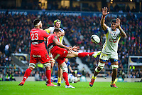 Sebastien TILLOUS BORDE / Sebastien VAHAAMAHINA - 02.05.2015 - Clermont / Toulon - Finale European Champions Cup -Twickenham<br />