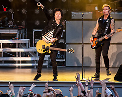 Green Day perform at The Greek Theater - Berkeley, CA - 4/16/13
