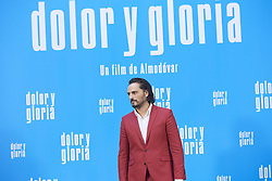 March 12, 2019 - Madrid, Madrid, Spain - Asier Etxeandia attends 'Dolor y Gloria' Photocall at Villamagna Hotel on March 12, 2019 in Madrid, Spain (Credit Image: © Jack Abuin/ZUMA Wire)