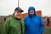 Hurling Coaching Conference at Meath Centre of Excellence, Dunganny, 20th February 2016<br /> Pictured at the Hurling Coaching Conference, L-R, John Gilmartin & Ronan O`Doherty (Both Dunboyne)<br /> Photo: David Mullen /www.cyberimages.net / 2016