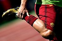 Francesco Totti Roma. New Nike shoes <br /> Roma 30-04-2017 Stadio Olimpico Football Calcio Serie A 2016/2017 AS Roma - Lazio Foto Andrea Staccioli / Insidefoto