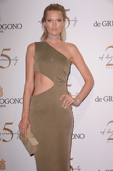 Toni Garrn attending the DeGrisogono party during the 71st Cannes Film Festival in Antibes, France, on May 15, 2018. Photo by Julien Reynaud/APS-Medias/ABACAPRESS.COM