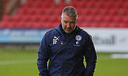 Peterborough United Manager Darren Ferguson - Mandatory by-line: Joe Dent/JMP - 14/11/2020 - FOOTBALL - Alexandra Stadium - Crewe, England - Crewe Alexandra v Peterborough United - Sky Bet League One
