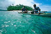 Nuusafee Island, Upolu, Samoa,(no model release, editorial use only)<br />