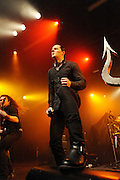 Satyricon performs at Nokia Theater in Times Square, NYC. February 2, 2009