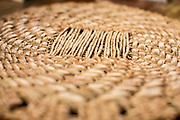 Belo Horizonte_MG, Brasil.<br /> <br /> Detalhes de artesanato em palha.<br /> <br /> Straw craft detail.<br /> <br /> Foto: BRUNO MAGALHAES / NITRO