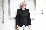 Buchpräsentation für Presse mit Carla Del Ponte in Zuerich am 8. Mai 2018<br />Photo Siggi Bucher