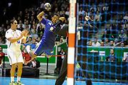 DESCRIZIONE : France Hand Equipe de France Homme Match Amical Nantes<br /> GIOCATORE : SORHAINDO Cedric <br /> SQUADRA : France<br /> EVENTO : FRANCE Equipe de France Homme Match Amical  2010-2011<br /> GARA : France Tunisie<br /> DATA : 30/10/2010<br /> CATEGORIA : Hand Equipe de France Homme <br /> SPORT : Handball<br /> AUTORE : JF Molliere par Agenzia Ciamillo-Castoria <br /> Galleria : France Hand 2010-2011 Action<br /> Fotonotizia : FRANCE Hand Hand Equipe de France Homme Match Amical Nantes<br /> Predefinita :