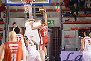 DESCRIZIONE : Roma Lega serie A 2013/14 Acea Virtus Roma Grissin Bon Reggio Emilia<br /> GIOCATORE : Kaukenas Rimantas<br /> CATEGORIA : tiro controcampo<br /> SQUADRA : Grissin Bon Reggio Emilia<br /> EVENTO : Campionato Lega Serie A 2013-2014<br /> GARA : Acea Virtus Roma Grissin Bon Reggio Emilia<br /> DATA : 22/12/2013<br /> SPORT : Pallacanestro<br /> AUTORE : Agenzia Ciamillo-Castoria/ManoloGreco<br /> Galleria : Lega Seria A 2013-2014<br /> Fotonotizia : Roma Lega serie A 2013/14 Acea Virtus Roma Grissin Bon Reggio Emilia<br /> Predefinita :