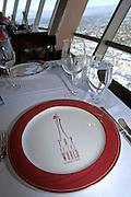 Top of the World Restaurant.Stratosphere.Las Vegas, Nevada