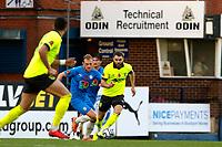 Ryan Croasdale. Stockport County FC 1-2 Weymouth FC. Vanarama National League. 31.10.20