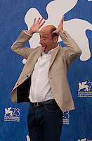 Actor Bruno Georis at the King Of The Belgians film photocall at the 73rd Venice Film Festival, Sala Grande on Saturday September 3rd 2016, Venice Lido, Italy. Photography: Doreen Kennedy
