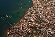 Salvador_BA, Brasil.<br /> <br /> Vista aerea de Salvador, Bahia.<br /> <br /> Aerial view of Salvador, Bahia.<br />  <br /> Fotos: JOAO MARCOS ROSA / NITRO