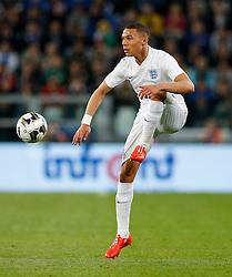 Kieran Gibbs of England in action - Photo mandatory by-line: Rogan Thomson/JMP - 07966 386802 - 31/03/2015 - SPORT - FOOTBALL - Turin, Italy - Juventus Stadium - Italy v England - FIFA International Friendly Match.