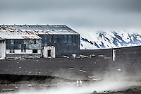Old Whaling Station Buildings, Deception Island