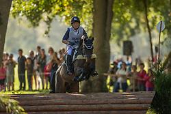 Jung Michael (GER) - Star Connection<br /> Cross country 6 years old horses<br /> Mondial du Lion - Le Lion d'Angers 2014<br /> © Dirk Caremans<br /> 18/10/14