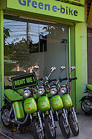 Electric Green Bikes