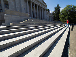 United States, Washington, Olympia, State Capitol