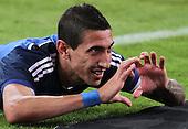 Germany vs. Argentina, Dusseldorf