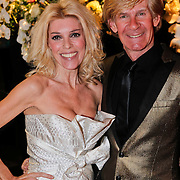 NLD/Amsterdam/20101209 - VIP avond Miljonairfair 2010, Judith Osborn en Addy van den Krommenacker