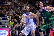 DESCRIZIONE : Eurolega Euroleague 2015/16 Group D Unicaja Malaga - Dinamo Banco di Sardegna Sassari<br /> GIOCATORE : Matteo Formenti Carlos Suarez<br /> CATEGORIA : Rimbalzo Tagliafuori<br /> SQUADRA : Dinamo Banco di Sardegna Sassari<br /> EVENTO : Eurolega Euroleague 2015/2016<br /> GARA : Unicaja Malaga - Dinamo Banco di Sardegna Sassari<br /> DATA : 06/11/2015<br /> SPORT : Pallacanestro <br /> AUTORE : Agenzia Ciamillo-Castoria/L.Canu