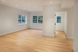 7816 Aberdeen new construction kitchen, full complete construction basement family room VA2_229_899
