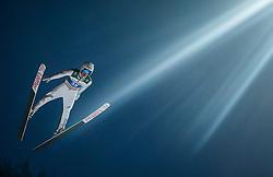 06.01.2015, Paul Ausserleitner Schanze, Bischofshofen, AUT, FIS Ski Sprung Weltcup, 63. Vierschanzentournee, Finale, im Bild Marinus Kraus (GER) // Marinus Kraus of Germany during Final Jump of 63rd Four Hills <br /> Tournament of FIS Ski Jumping World Cup at the Paul Ausserleitner Schanze, Bischofshofen, Austria on 2015/01/06. EXPA Pictures © 2015, PhotoCredit: EXPA/ JFK