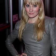 NLD/Amsterdam/20120126 - AFW Winter 2012 - modeshow Grazia presents Elize Kim, Peggy Vrijens