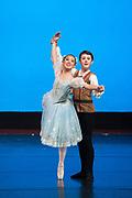 Dance Connection Palo Alto Ballet Company performs their Spring Performance in Palo Alto, California, on April 23, 2017. (Stan Olszewski/SOSKIphoto)